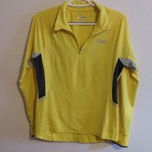 Fila Sport Long Sleeve Running Top